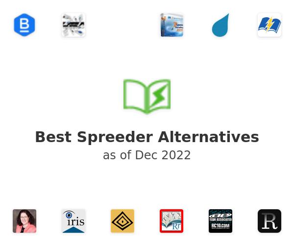 Best Spreeder Alternatives