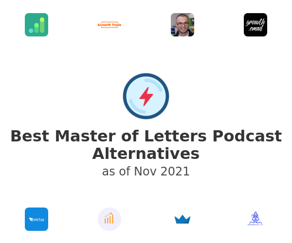 Best Master of Letters Podcast Alternatives
