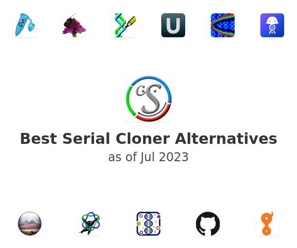 Best Serial Cloner Alternatives
