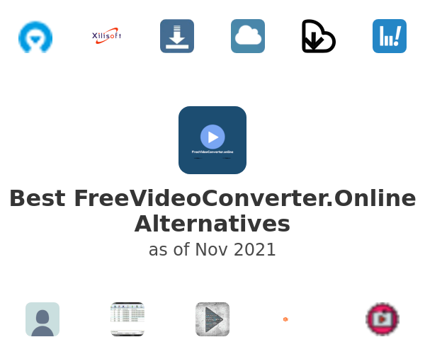 Best FreeVideoConverter.Online Alternatives