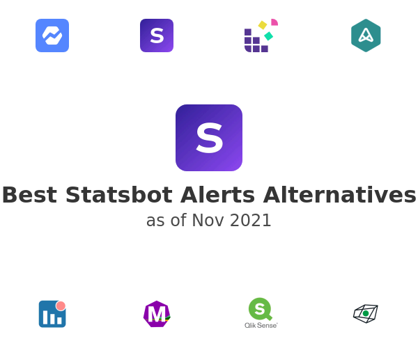 Best Statsbot Alerts Alternatives