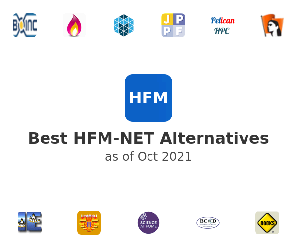 Best HFM-NET Alternatives