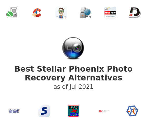Best Stellar Phoenix Photo Recovery Alternatives