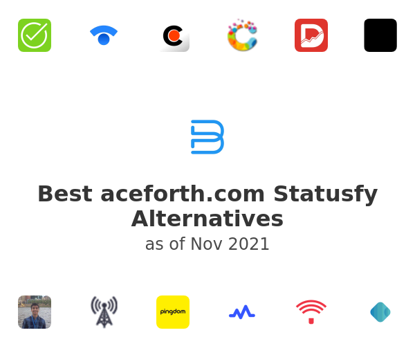 Best Statusfy Alternatives