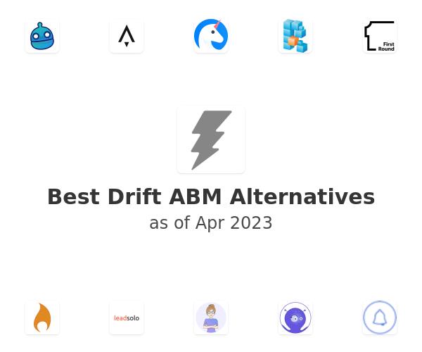 Best Drift ABM Alternatives
