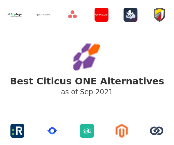 Best Citicus ONE Alternatives