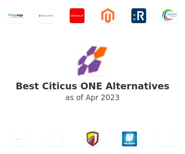 Best Citicus ONE Alternatives