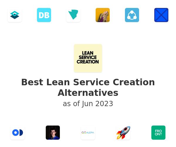 Best Lean Service Creation Alternatives