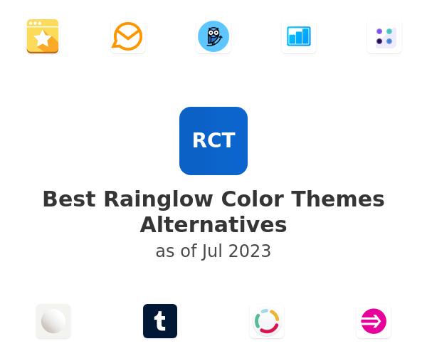 Best Rainglow Color Themes Alternatives