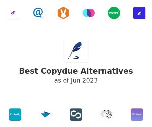 Best Copydue Alternatives