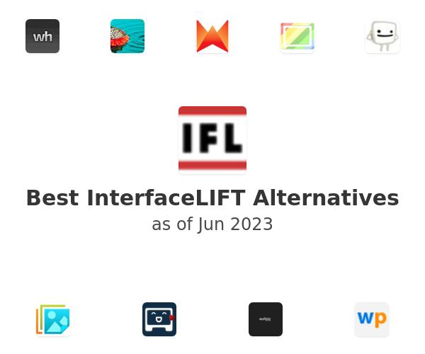 Best InterfaceLIFT Alternatives