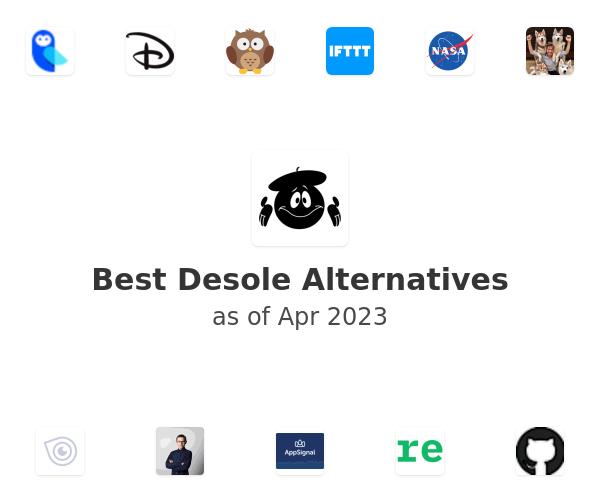 Best Desole Alternatives