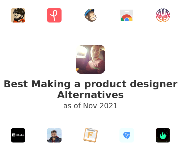Best Making a product designer Alternatives