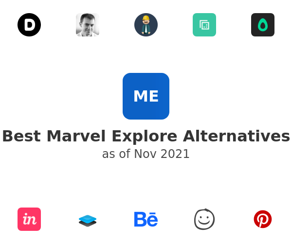 Best Marvel Explore Alternatives