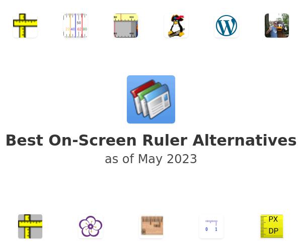 Best On-Screen Ruler Alternatives