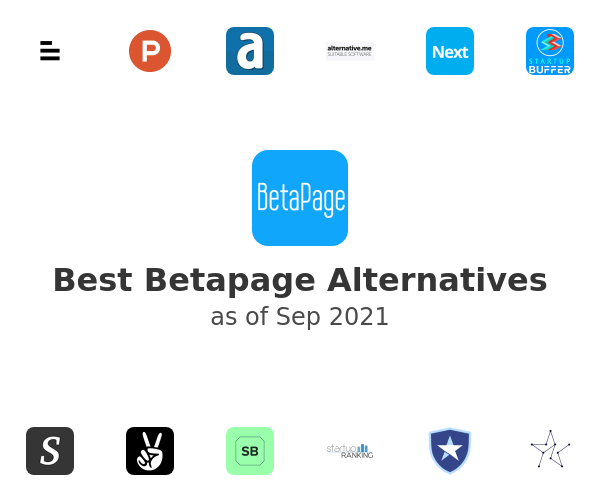 Best Betapage Alternatives