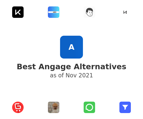 Best Angage Alternatives