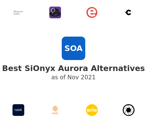 Best SiOnyx Aurora Alternatives