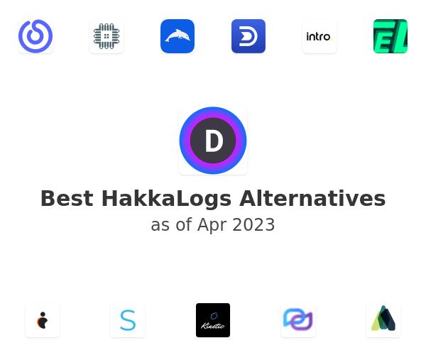 Best HakkaLogs Alternatives