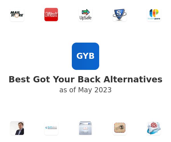 Best Got Your Back Alternatives