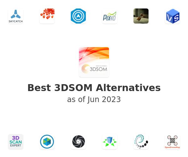 Best 3DSOM Alternatives