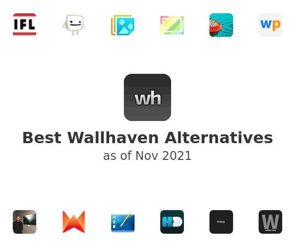 Best Wallhaven Alternatives