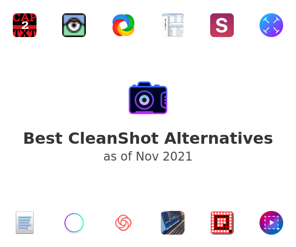 Best CleanShot Alternatives