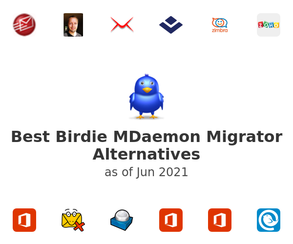 Best Birdie MDaemon Migrator Alternatives