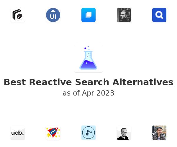 Best Reactive Search Alternatives