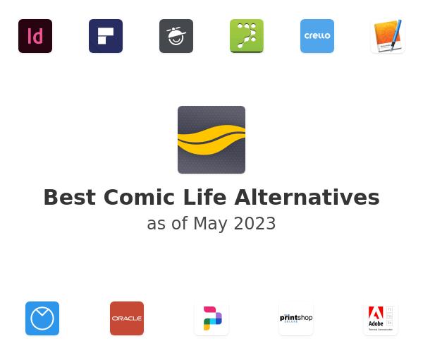 Best Comic Life Alternatives