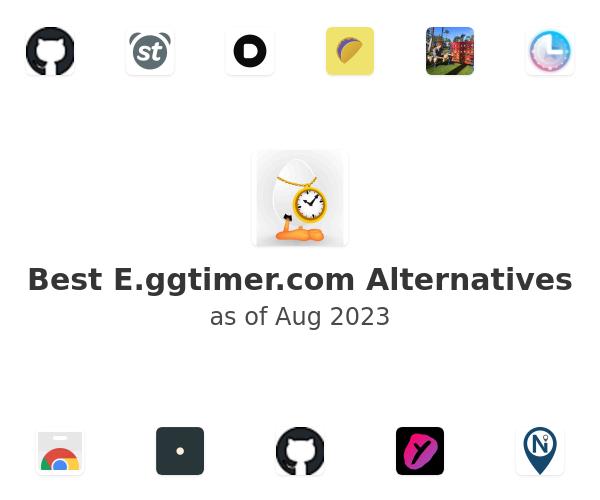 Best E.ggtimer.com Alternatives