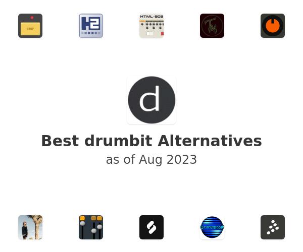 Best drumbit Alternatives