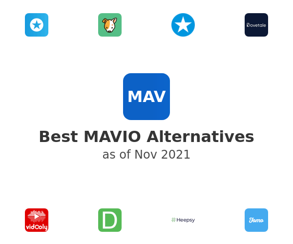 Best MAVIO Alternatives
