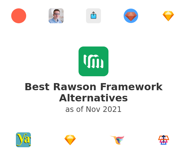 Best Rawson Framework Alternatives