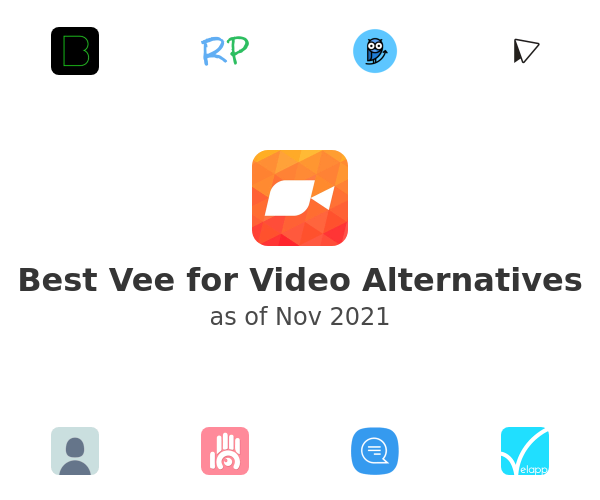 Best Vee for Video Alternatives