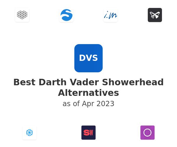 Best Darth Vader Showerhead Alternatives