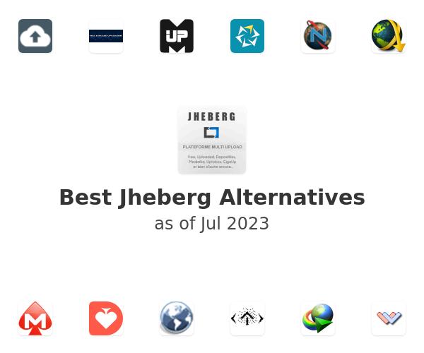 Best Jheberg Alternatives