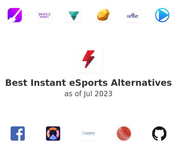 Best Instant eSports Alternatives