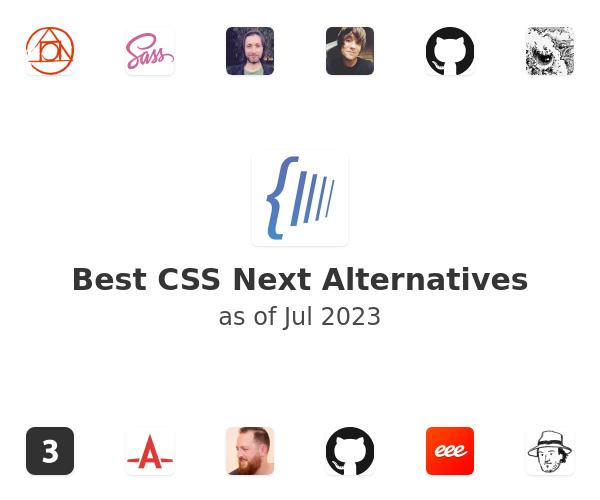 Best CSS Next Alternatives