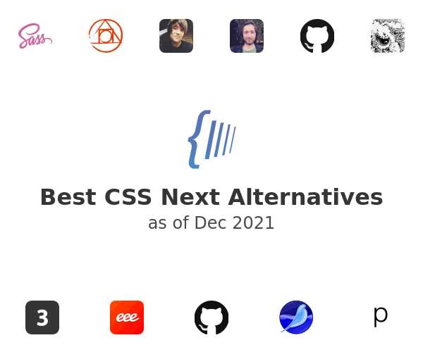 Best CSS Next Alternatives