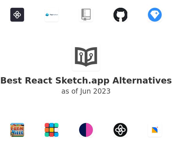 Best React Sketch.app Alternatives