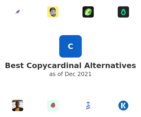 Best Copycardinal Alternatives