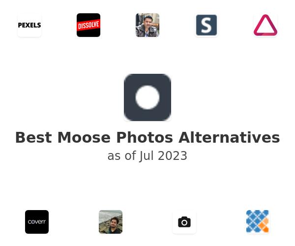 Best Moose Photos Alternatives