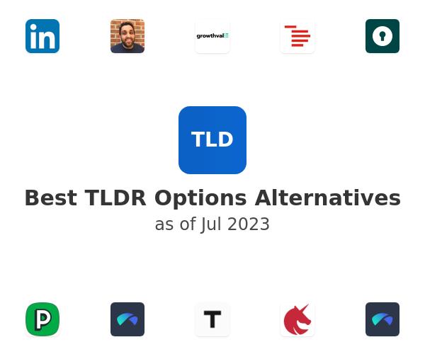 Best TLDR Options Alternatives