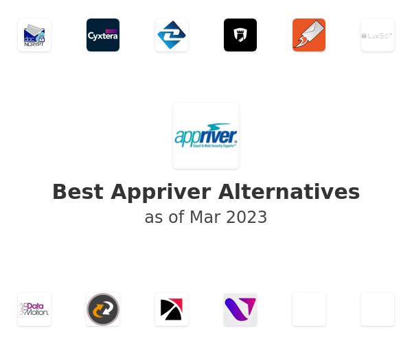Best Appriver Alternatives
