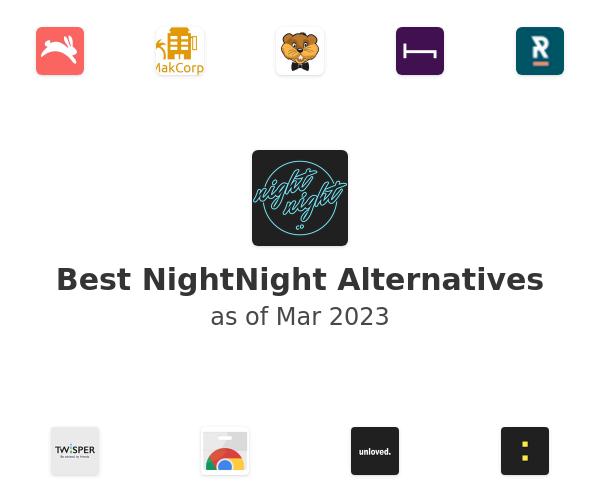 Best NightNight Alternatives