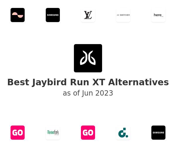 Best Jaybird Run XT Alternatives