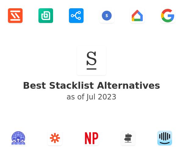 Best Stacklist Alternatives