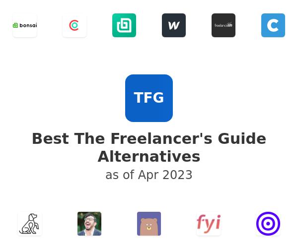 Best The Freelancer's Guide Alternatives