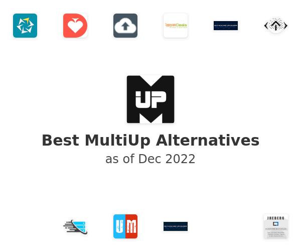 Best MultiUp Alternatives